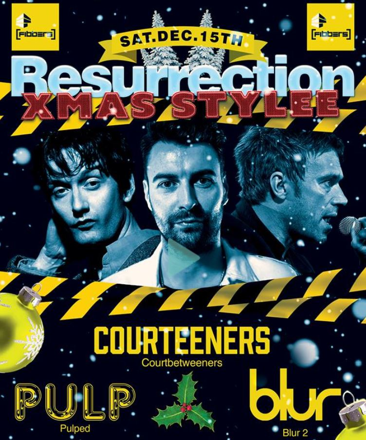 Win 2 Tickets to Resurrection Xmas Stylee