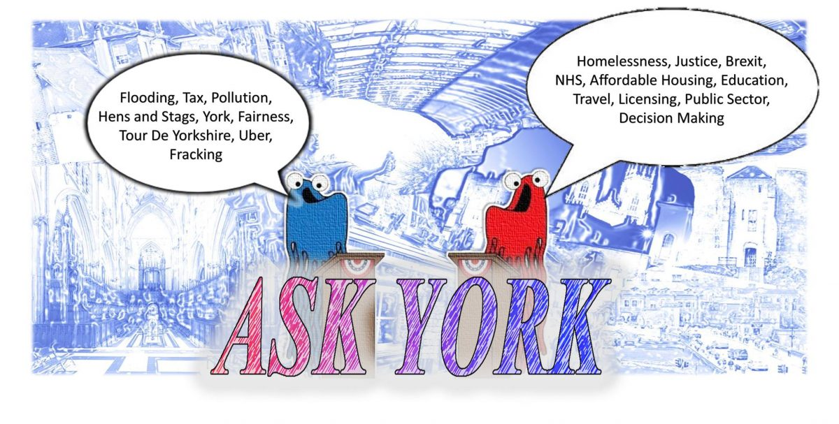 Ask York.  (Coming soon!)