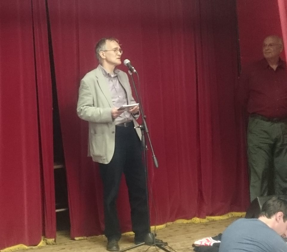 The Poetry Show waffles about AMBIGUITY and Stairwell Books Presents: John Gilham