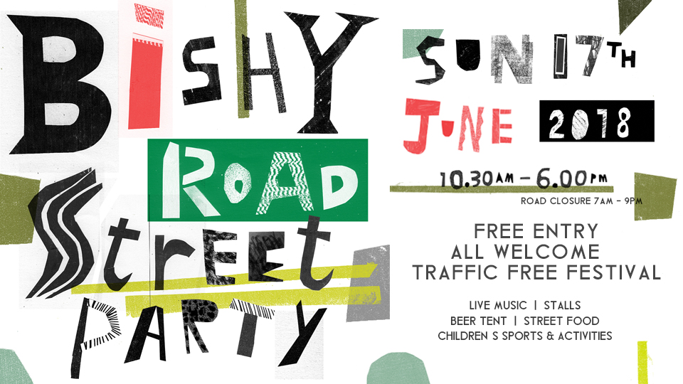 Bishy Road Street Party 2018!