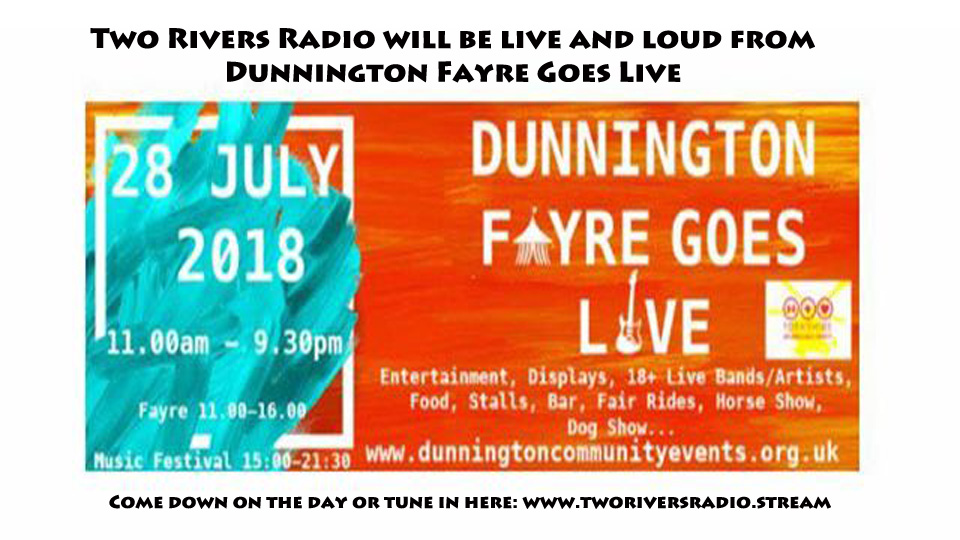 Dunnington Fayre Goes Live Today!