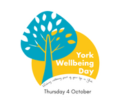 York Wellbeing Day  –  Helen Thorburn