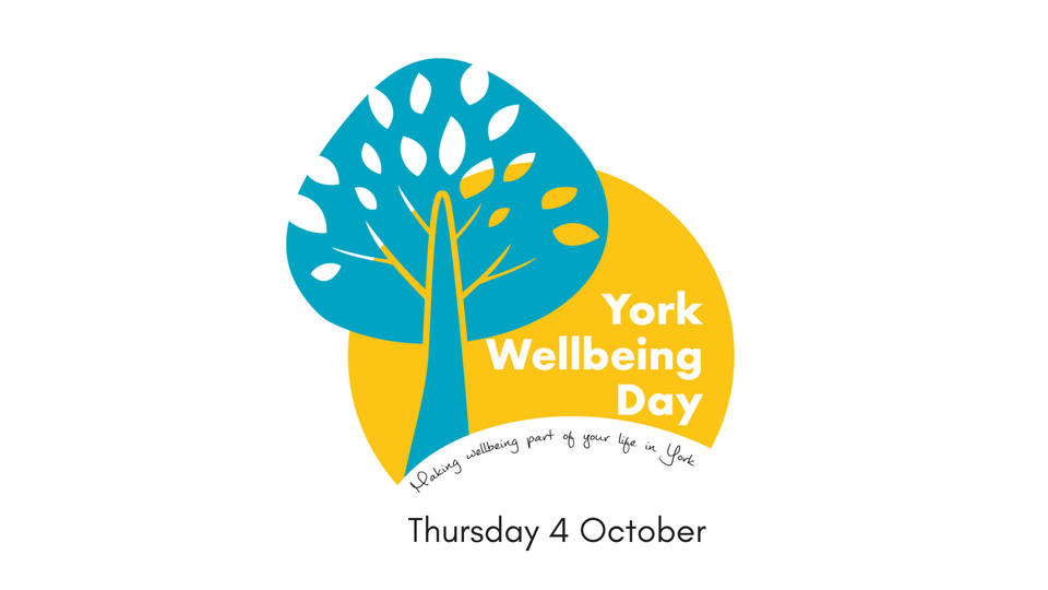 Join in York's First Citywide Well Being Day!  (Today)