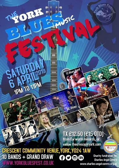 The York Blues Music Festival
