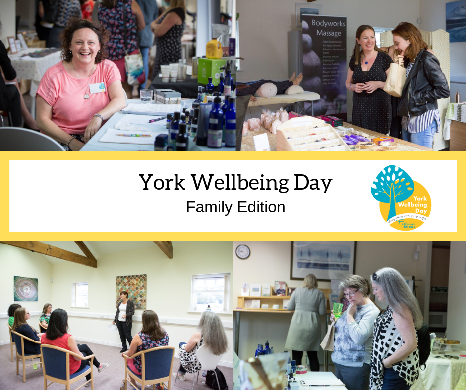 York Wellbeing Day – Family Edition  (10/03/2019)